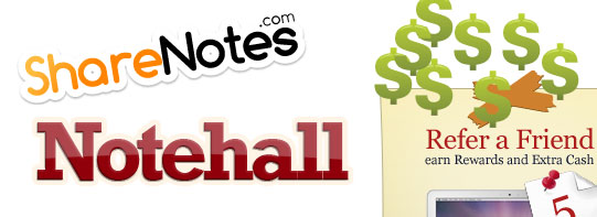 Notehall.com: Buy and Sell Notes and Study Guide Online ...
