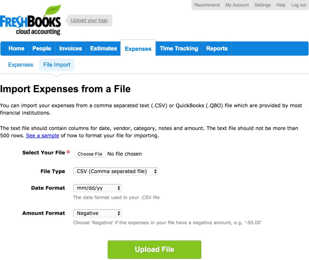 Expenses-Freshbooks-File-Import