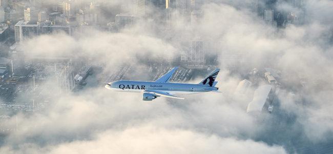 Qatar-Airways-777-Auckland-City-Flyby-Ninetynine-Ways