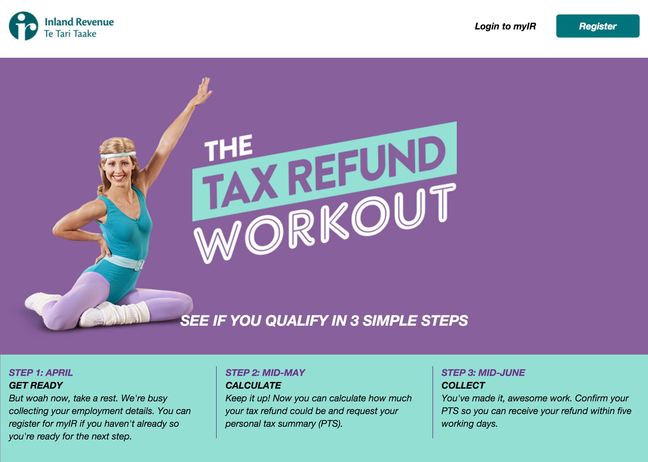 How To Process Your Own Personal Tax Refund | New Zealand | DIY