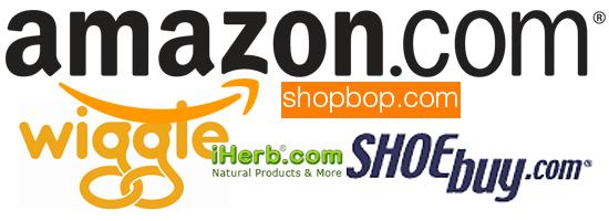 amazon_shoebuy_shopbop_iherb_wiggle_logos